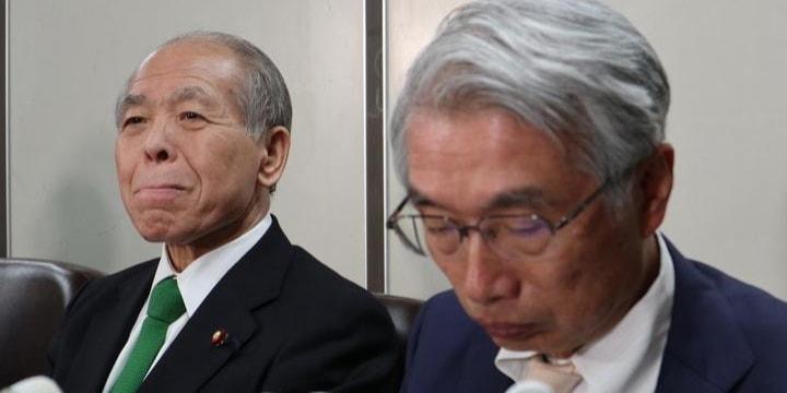 鈴木宗男氏「裸になっても、戦っていく」 再審認められず、即時抗告へ