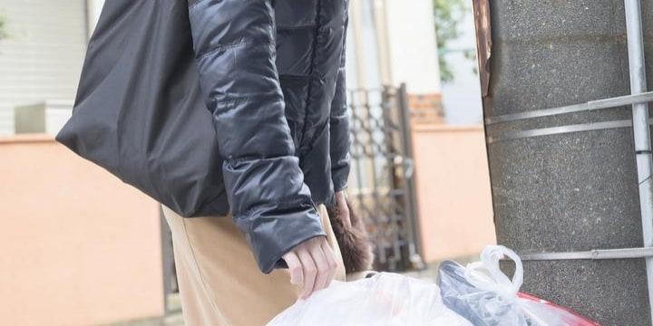 夫の愛人を「どうしても知りたい」 ゴミ袋をあさったら、違法?