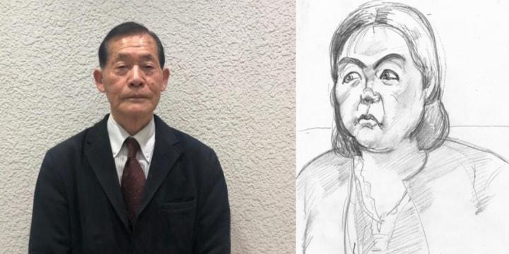 法廷画家「被告人を1分で描いた」 報道の裏側に驚きの職人芸