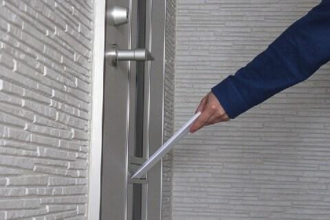 「チラシを入れないで!」  張り紙を無視したら犯罪?