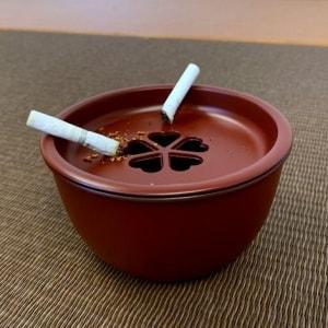 間違った使い方してるかも?旅館で見かける「茶こぼし」、灰皿にしたらダメなのか