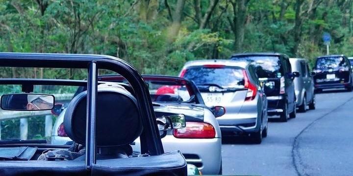 追い付か れ た 車両 の 義務 違反